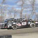 dirt track racing image - B18_6813